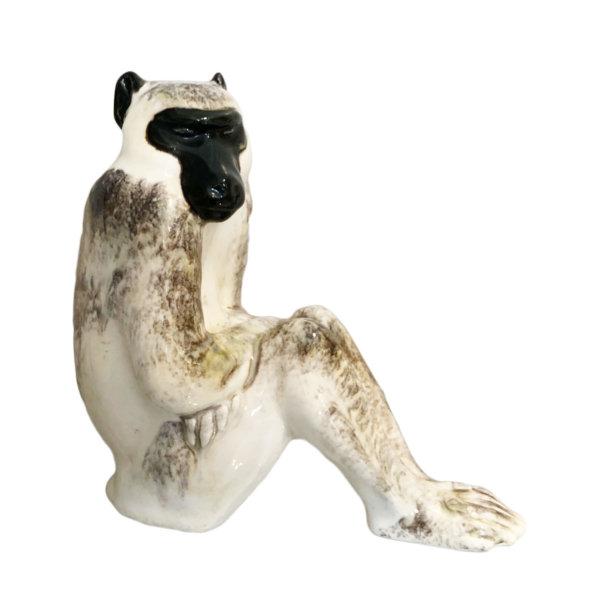 Eduard Klablena Keramik, Affe