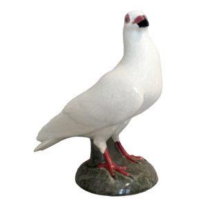 Eduard Klablena Keramik, Friedenstaube