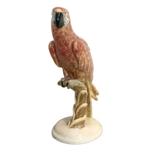 Eduard Klablena Keramik, Papagei