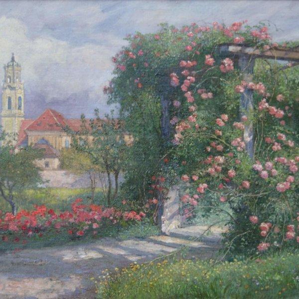 Hugo Charlemont, Herzogenburg