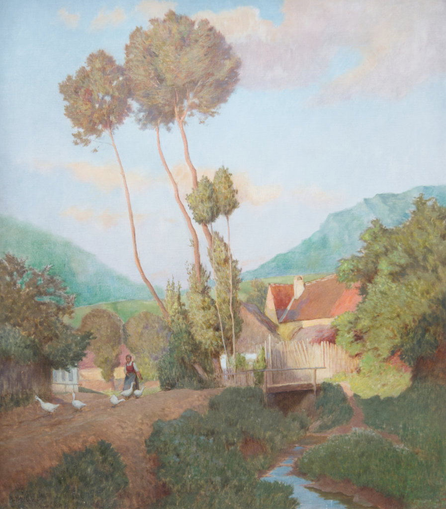 Rudolf Weber, Wachau