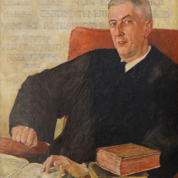 Siegfried Stoitzner, Der Advokat