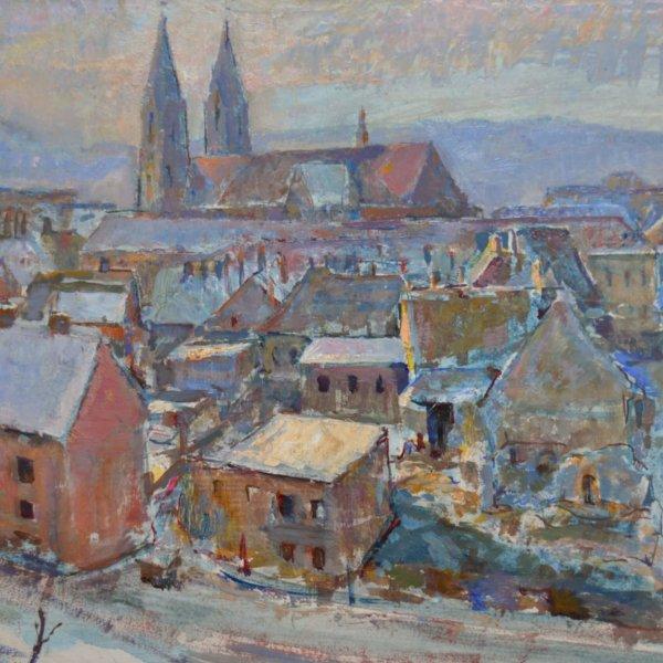 Wilhelm Kaufmann, Wiener Neustadt