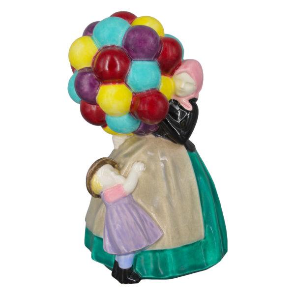 Anton Klieber, Ballonfrau