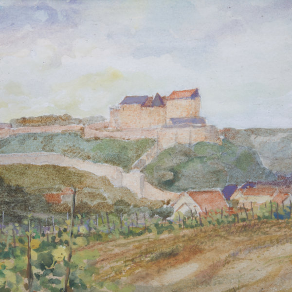 Marie Egner, Altes Kastell