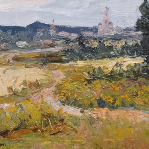 Olga Wisinger-Florian, Weite Landschaft