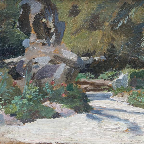 Otto Friedrich, Tunis