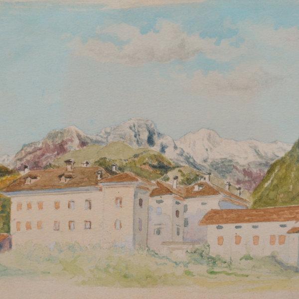 Thomas Ender, Gebirge in Tirol