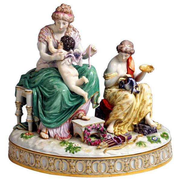 Meissen Porzellan, Römische Liebesgöttin Venus