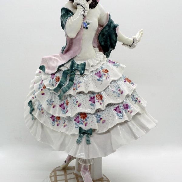 Meissen Figur Estrella Russische Tänzerin