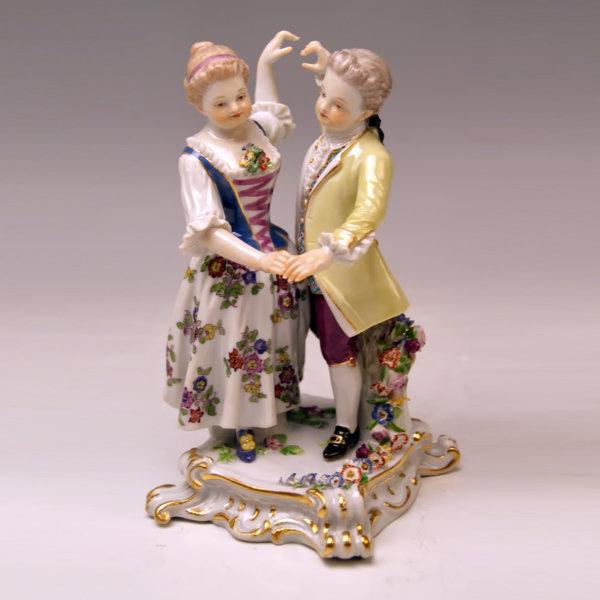 Meissen Porzellan, Tanzendes Paar