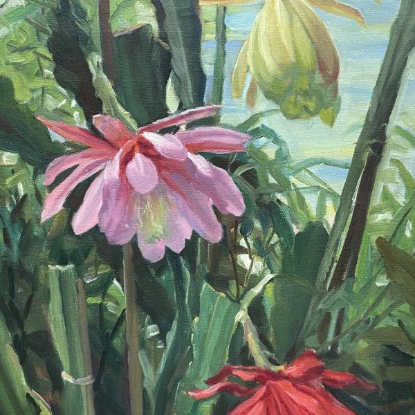 Georg Gerlach, Blumen 2