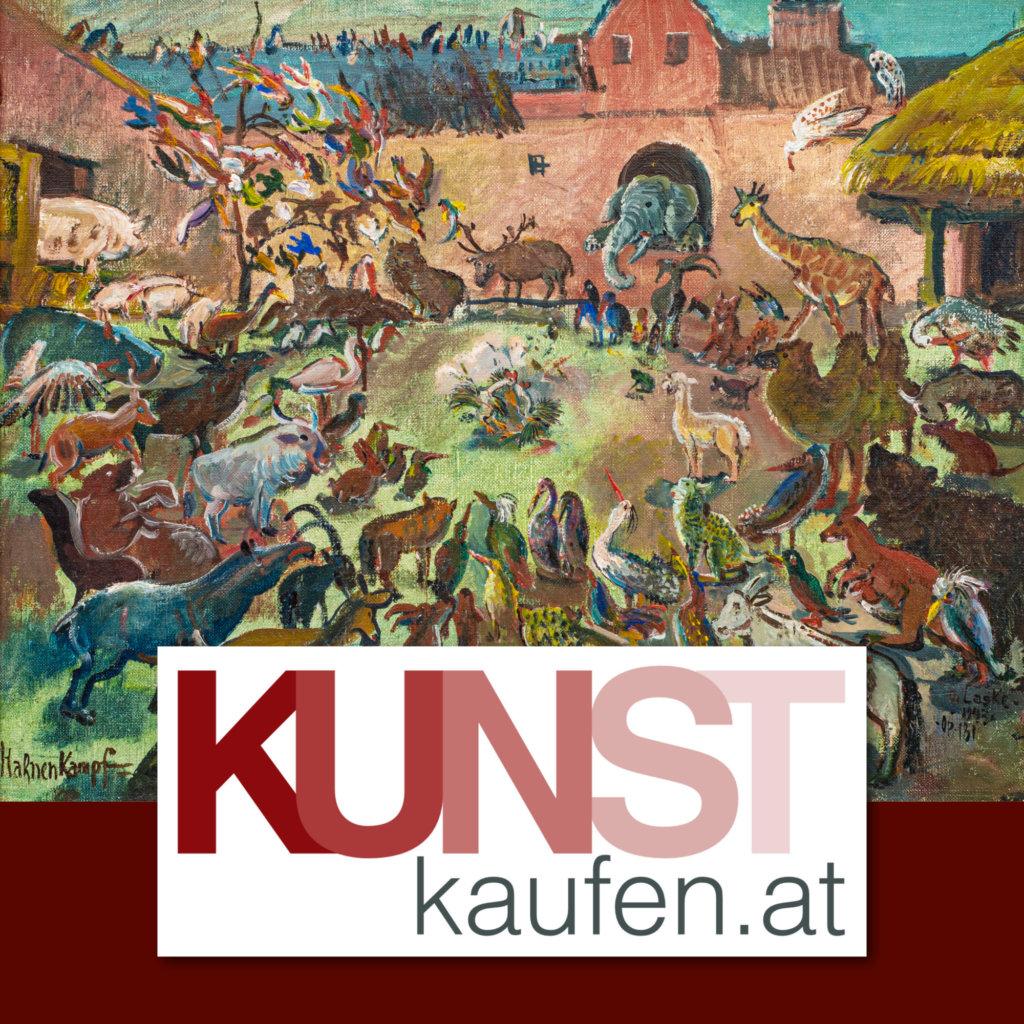 Die bunte Welt des Oskar Laske - Kunstblog