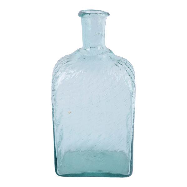 Barocke Glasflasche 2