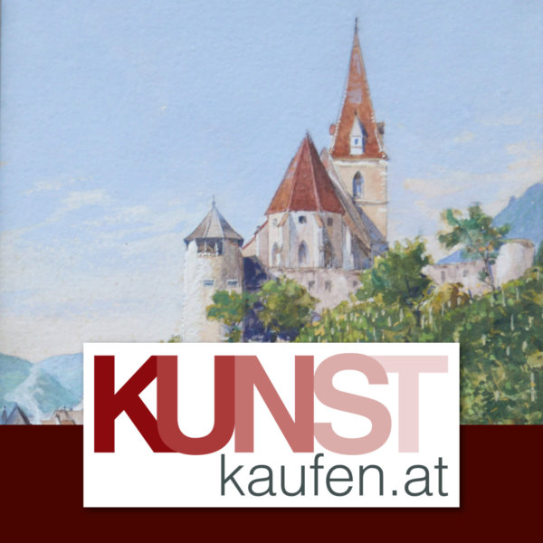 Gemälde und Aquarelle der österreichischen Wachaumaler - Kunstblog